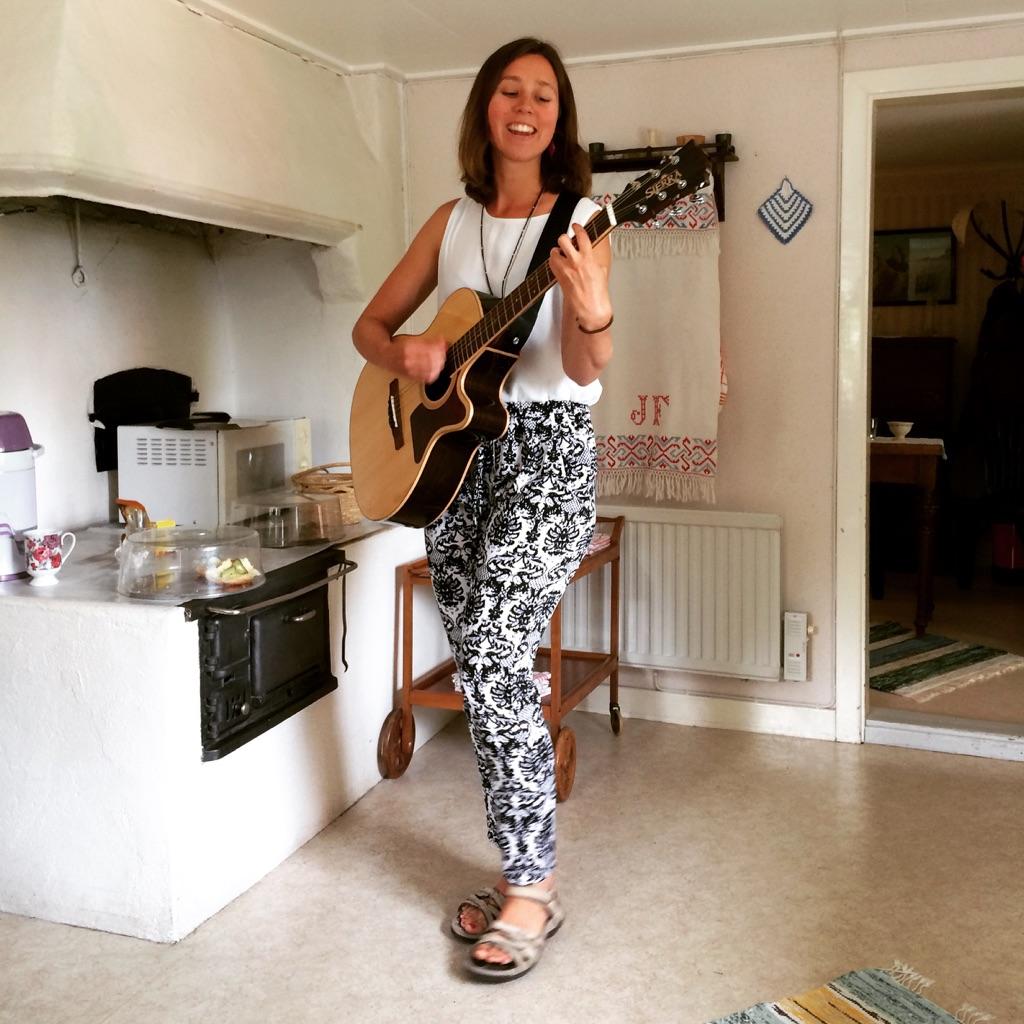 Solokonsert i Marias stuga i Knivsta
